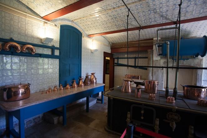 Keuken Palacio de Monserrate